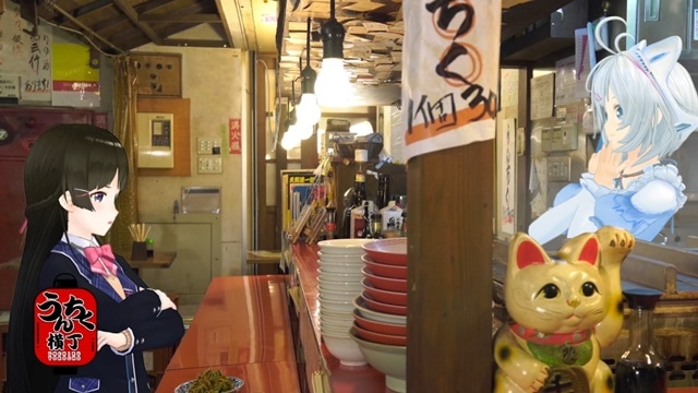 庵野秀明氏がアイデア協力! ミライアカリ、電脳少女シロら30名超のVTuber出演のテレビアニメ『バーチャルさんはみている』2019年1月放送!-5