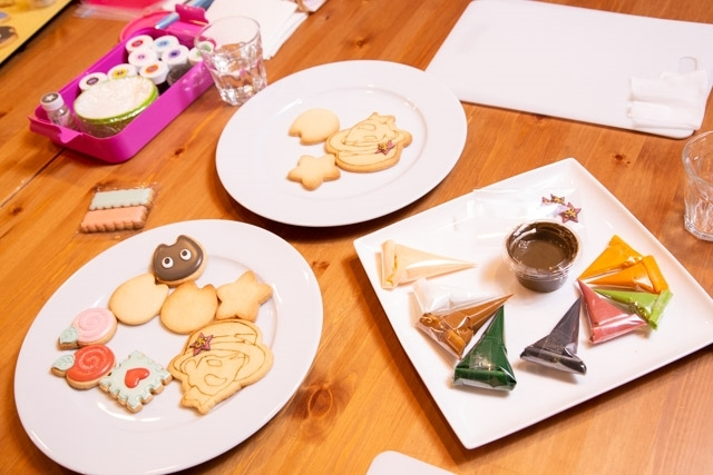 お菓子作り初心者の小野友樹さんがアイシングクッキー作りに挑戦!【D×2 真・女神転生リベレーション編】-3