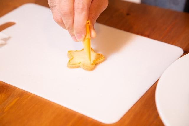 お菓子作り初心者の小野友樹さんがアイシングクッキー作りに挑戦!【D×2 真・女神転生リベレーション編】-6