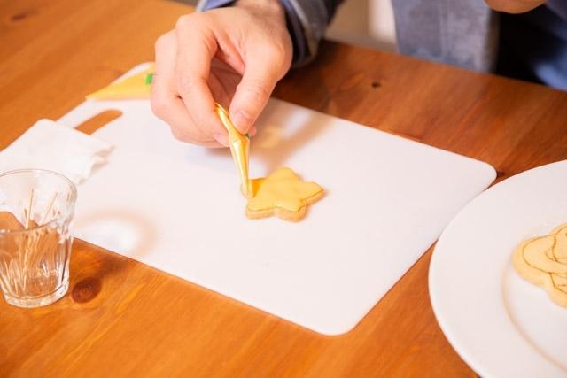 お菓子作り初心者の小野友樹さんがアイシングクッキー作りに挑戦!【D×2 真・女神転生リベレーション編】-7