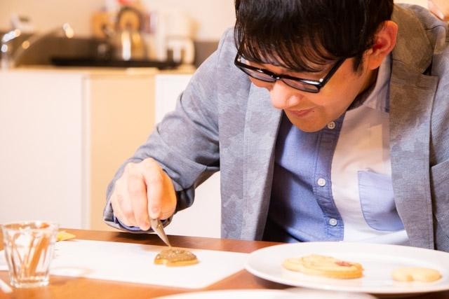 お菓子作り初心者の小野友樹さんがアイシングクッキー作りに挑戦!【D×2 真・女神転生リベレーション編】-10