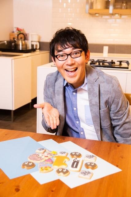 お菓子作り初心者の小野友樹さんがアイシングクッキー作りに挑戦!【D×2 真・女神転生リベレーション編】-1