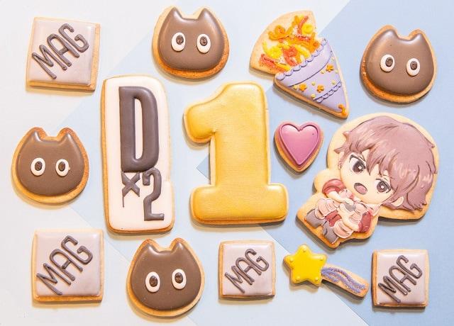 お菓子作り初心者の小野友樹さんがアイシングクッキー作りに挑戦!【D×2 真・女神転生リベレーション編】-15