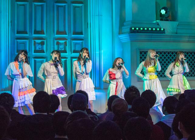 『i☆Ris』が『Endless Notes』の発売記念リリースイベントを開催!