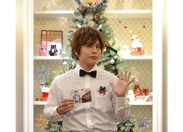「TSUKIPRO SHOP in HARAJUKU」声優・仲村宗悟の公式インタビュー公開