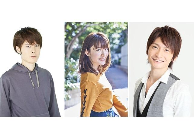 内山昂輝ら出演 『revisions リヴィジョンズ』ニコ生1月29日放送