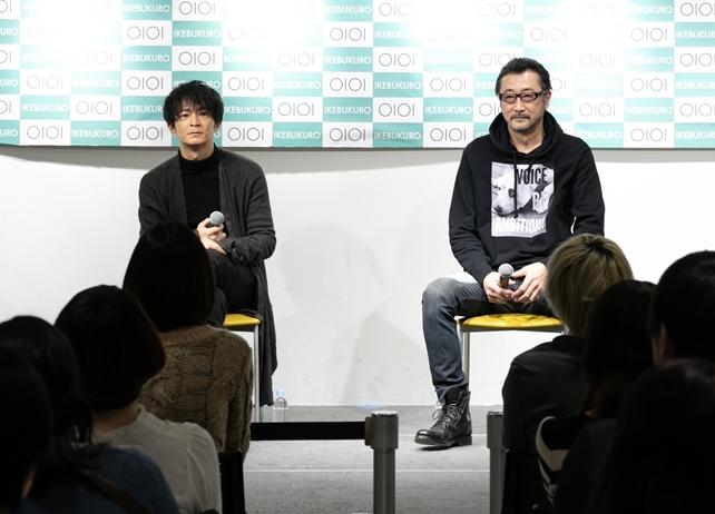 TVアニメ『バキ』大塚明夫&津田健次郎のトークイベントの公式レポートが公開