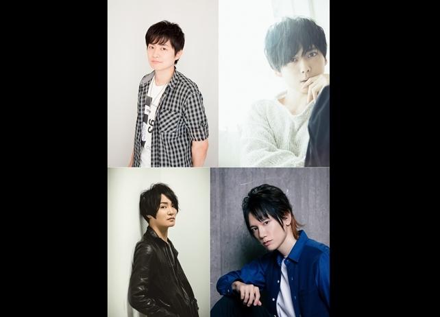 下野紘、梶裕貴、細谷佳正、KENN出演のバラエティ番組が3月17日より放送決定