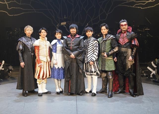 中村悠一、梶裕貴、沢城みゆきら出演の音楽朗読劇が全公演・満員御礼で閉幕