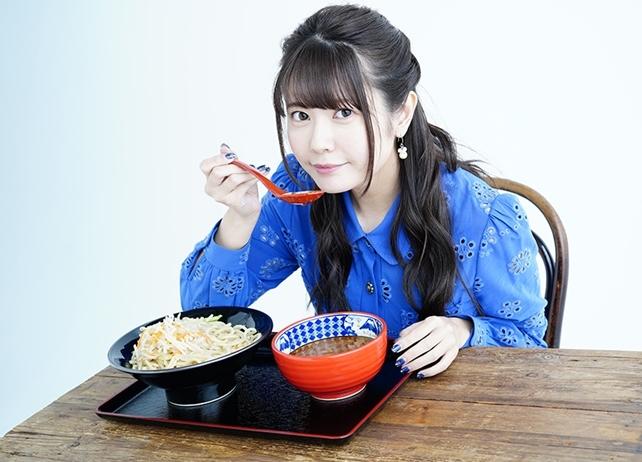 声優・竹達彩奈と三田製麺所コラボが1月21日よりスタート