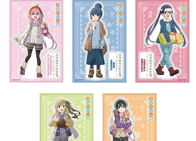 アニメ『ゆるキャン△』のイベントショップが秋葉原にオープン