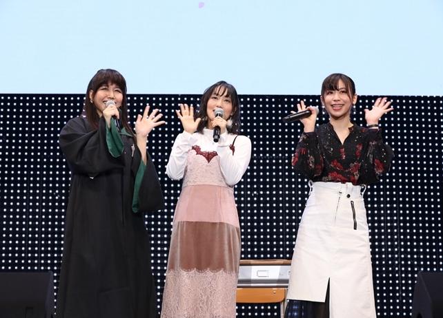 冬アニメ『マナリアフレンズ』先行上映会公式レポートが公開