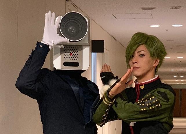 『映画刀剣乱舞』×「NO MORE映画泥棒」のコラボが決定