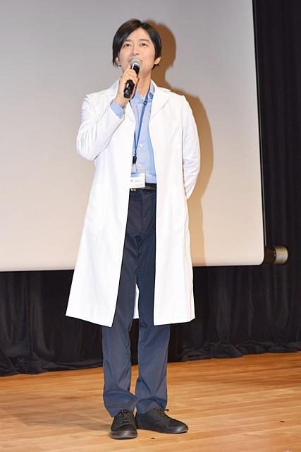 声優・下野紘さんの主演映画『クロノス・ジョウンターの伝説』舞台挨拶をレポート|下野さんの演技を蜂須賀監督が絶賛-2