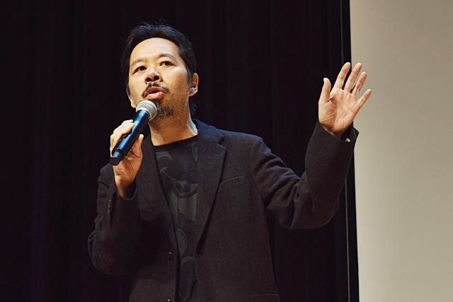 声優・下野紘さんの主演映画『クロノス・ジョウンターの伝説』舞台挨拶をレポート|下野さんの演技を蜂須賀監督が絶賛-5