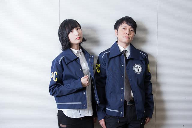 映画『サイコパスSS』野島健児×佐倉綾音インタビュー