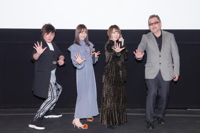 冬アニメ『五等分の花嫁』声優陣・監督登壇の第1話先行上映会レポート