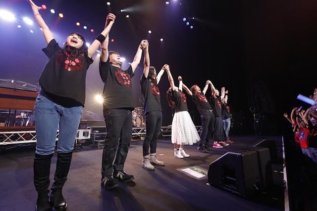 声優・歌手の茅原実里さん「Minori Chihara Live Tour 2019 ~SPIRAL~」初日公演の公式フォトレポート到着!恒例のサマーライブも開催-6