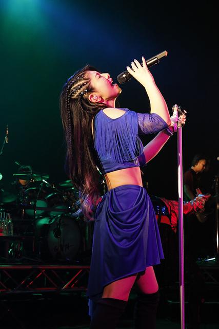 声優・歌手の茅原実里さん「Minori Chihara Live Tour 2019 ~SPIRAL~」初日公演の公式フォトレポート到着!恒例のサマーライブも開催-7