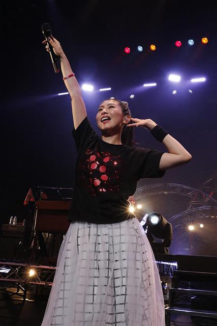 声優・歌手の茅原実里さん「Minori Chihara Live Tour 2019 ~SPIRAL~」初日公演の公式フォトレポート到着!恒例のサマーライブも開催-1
