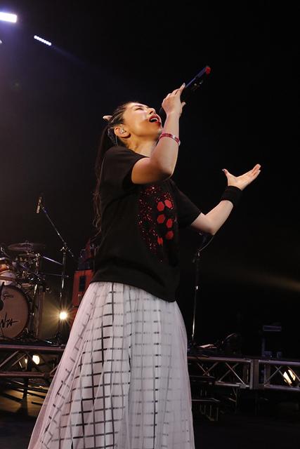 声優・歌手の茅原実里さん「Minori Chihara Live Tour 2019 ~SPIRAL~」初日公演の公式フォトレポート到着!恒例のサマーライブも開催-8