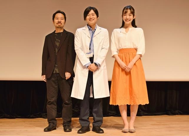 声優・下野紘の主演映画『クロノス・ジョウンターの伝説』舞台挨拶レポート