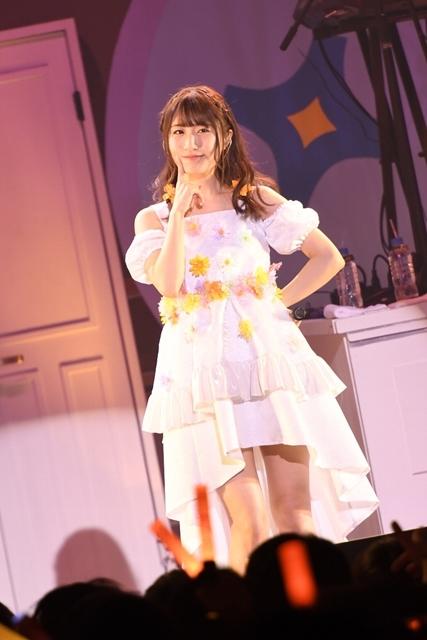 日高里菜さん、津田美波さん、山口愛さんがパジャマ姿を披露!「ひなビタ♪ライブ2018」レポート-4