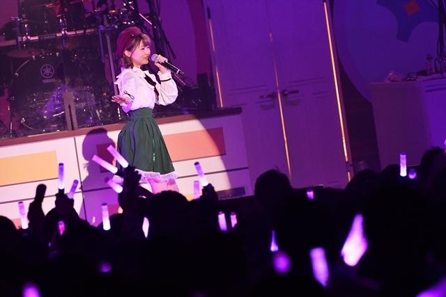 日高里菜さん、津田美波さん、山口愛さんがパジャマ姿を披露!「ひなビタ♪ライブ2018」レポート-5