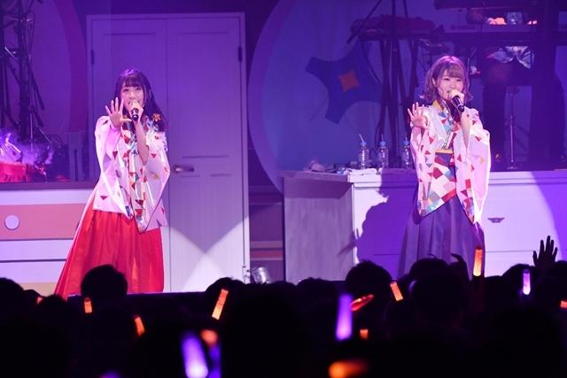 日高里菜さん、津田美波さん、山口愛さんがパジャマ姿を披露!「ひなビタ♪ライブ2018」レポート-3