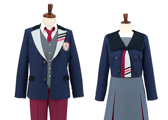 『DREAM!ing』東雲学園制服が発売決定