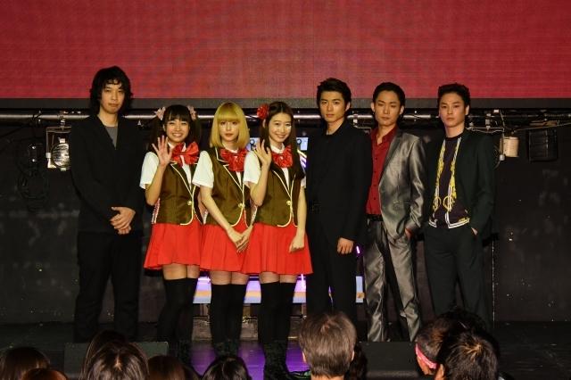 実写映画『BACK STREET GIRLS -ゴクドルズ-』完成披露イベント開催!白洲迅さん、柾木玲弥さん、花沢将人さんら出演-1