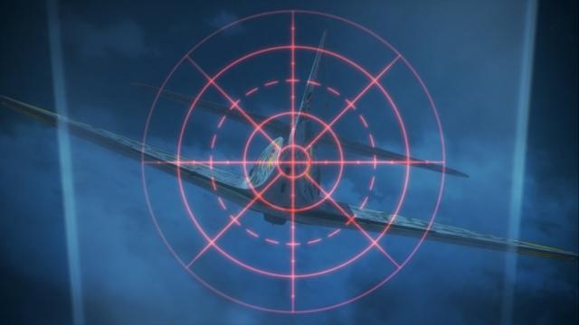 『荒野のコトブキ飛行隊』第7話「ナサリンの1ポンド硬貨」より場面カット到着! ケイトの見舞い相手、そして彼女が提案した消化方法とは?-5