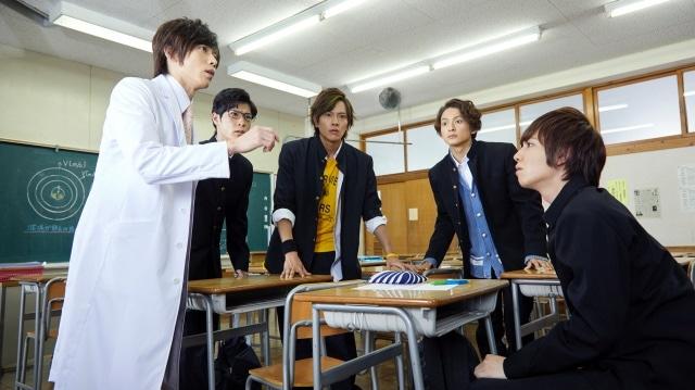 冬アニメ『Dimensionハイスクール』に蒼井翔太さんが実写で出演! オフィシャルインタビューが到着-5