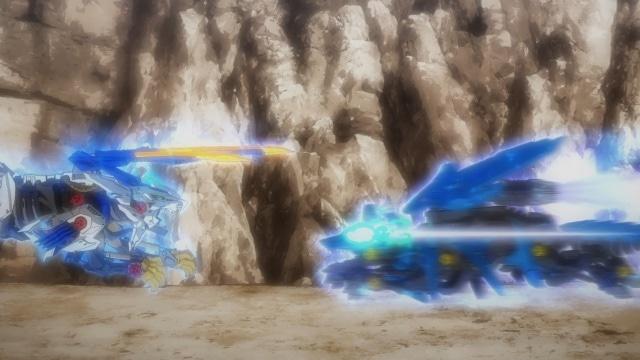TVアニメ『ゾイドワイルド』第29話あらすじ&先行場面カットが到着! アラシとの激しい戦いでソルトはある人物を思い出す……-2