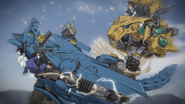 TVアニメ『ゾイドワイルド』第29話あらすじ&先行場面カットが到着! アラシとの激しい戦いでソルトはある人物を思い出す……-4