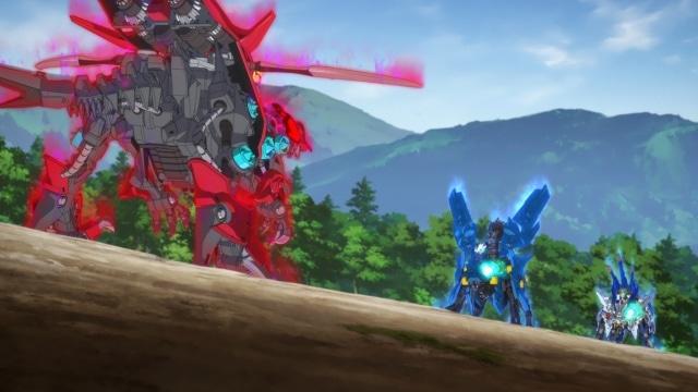 TVアニメ『ゾイドワイルド』第29話あらすじ&先行場面カットが到着! アラシとの激しい戦いでソルトはある人物を思い出す……-8
