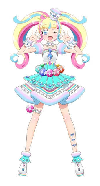 TVアニメ『キラッとプリ☆チャン』シーズン2のキービジュアル&新アイドル発表! シーズン2のテーマはアイドルと宝石!