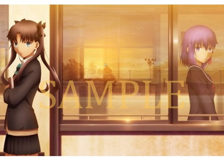 劇場版『Fate/stay night [HF]』第3週目来場者特典内容解禁