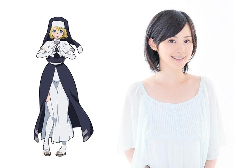 TVアニメ『炎炎ノ消防隊』アイリス役はM・A・Oに決定