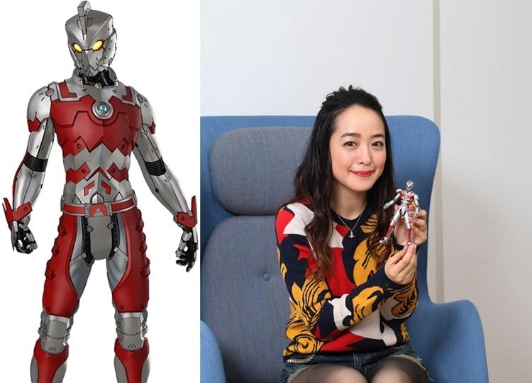 アニメ『ULTRAMAN』潘めぐみ(北斗星司役)ロングインタビューが公式サイトにて公開