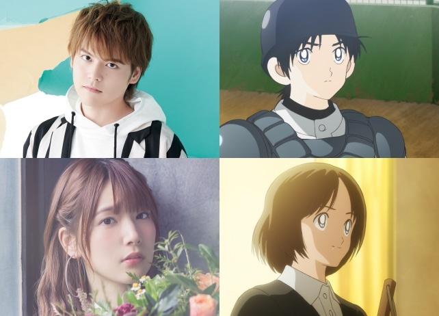 春アニメ『MIX』に声優・内田真礼&内田雄馬の姉弟が兄妹役として出演!