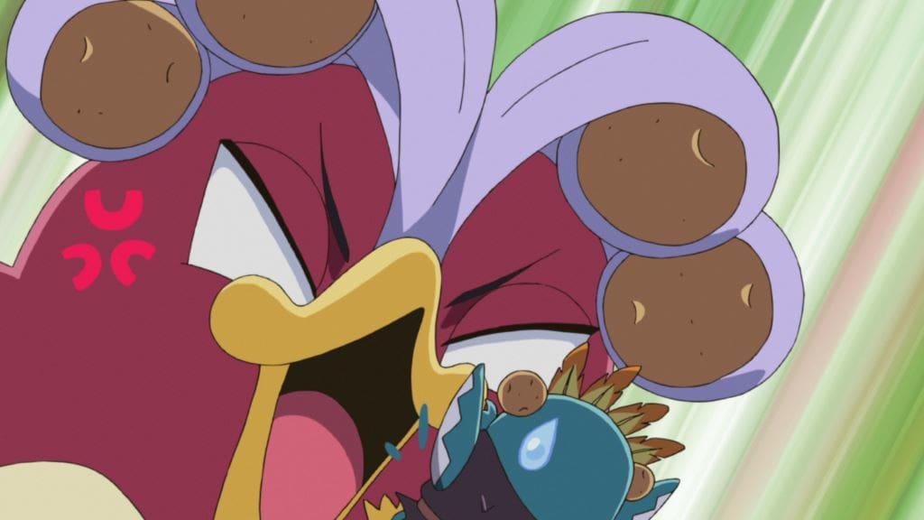 テレビアニメ『爆釣バーハンター』第5話のあらすじ・場面カット公開! アユに片思いしているウオマサがゾンビ化してしまう-7