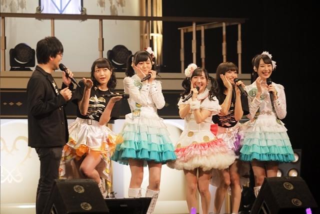 『i☆Ris』が17thシングル『Endless Notes』の発売記念リリースイベントを開催!お台場ヴィーナスフォート教会前広場に1000人のファンが集結!-2
