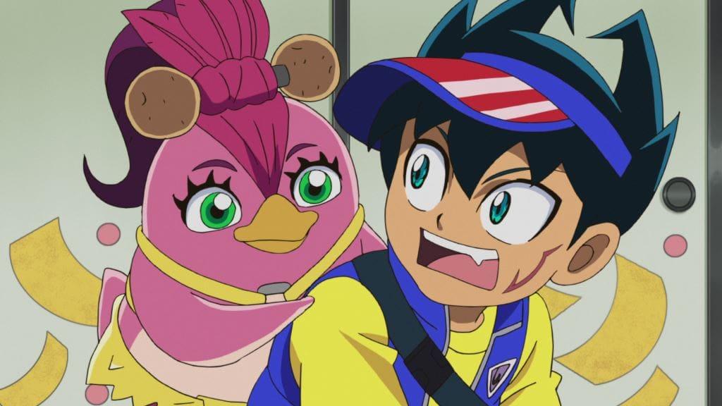 テレビアニメ『爆釣バーハンター』第5話のあらすじ・場面カット公開! アユに片思いしているウオマサがゾンビ化してしまう-8