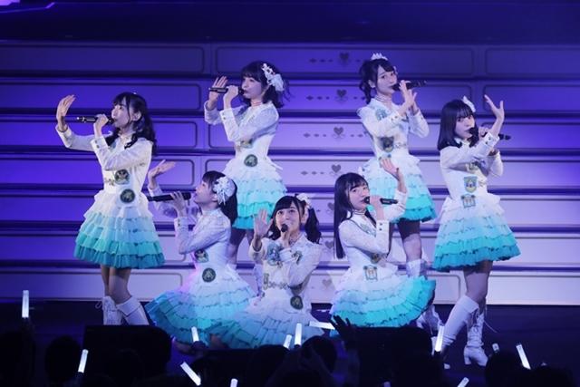 『i☆Ris』が17thシングル『Endless Notes』の発売記念リリースイベントを開催!お台場ヴィーナスフォート教会前広場に1000人のファンが集結!-4