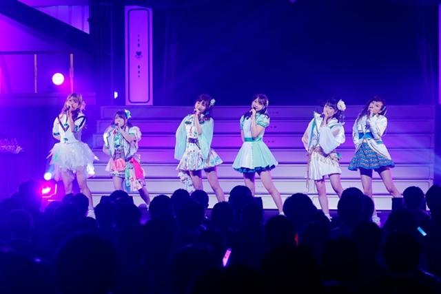 『i☆Ris』が17thシングル『Endless Notes』の発売記念リリースイベントを開催!お台場ヴィーナスフォート教会前広場に1000人のファンが集結!-6