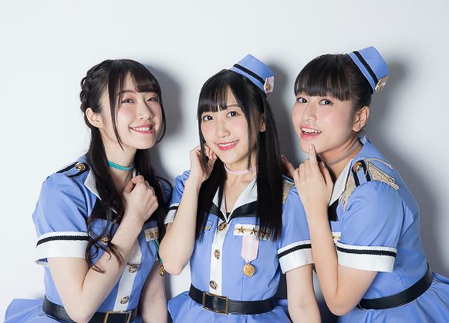 『RGR』TVアニメ『ガーリー・エアフォース』のOPテーマ『Break the Blue!!』インタビュー