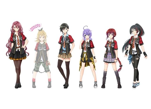 TVアニメ『八月のシンデレラナイン』テレビ東京・AT-Xほかにて2019年4月放送決定!