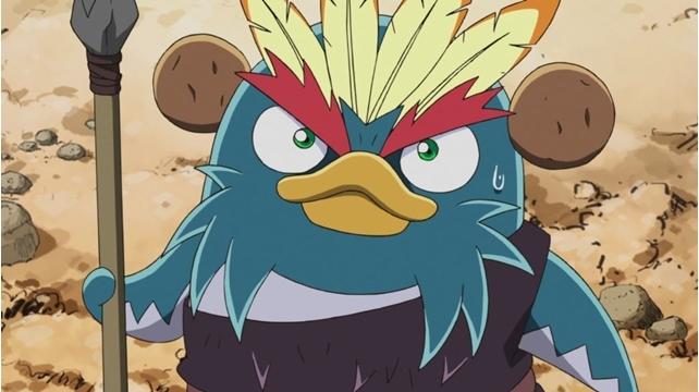 テレビアニメ『爆釣バーハンター』第5話のあらすじ・場面カット公開! アユに片思いしているウオマサがゾンビ化してしまう-3