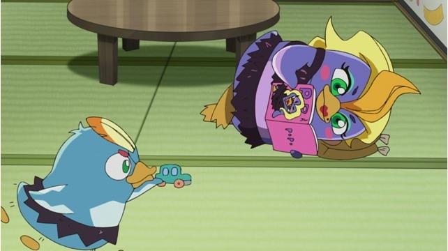 テレビアニメ『爆釣バーハンター』第5話のあらすじ・場面カット公開! アユに片思いしているウオマサがゾンビ化してしまう-5
